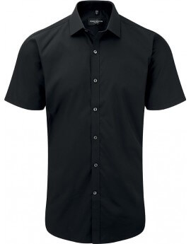 CHEMISE HOMME AJUSTEE STRETCH M.COURTES