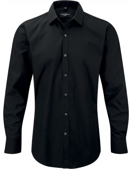 CHEMISE HOMME AJUSTEE STRETCH M.LONGUES
