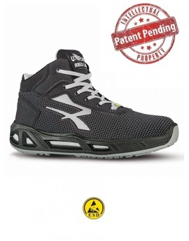 CHAUSSURES DE SECURITE STEGO CARPET S3 SRC