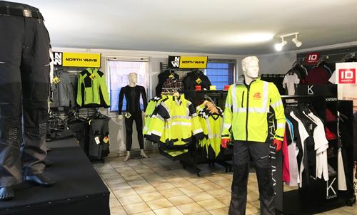 magasin de vêtements de travail alsace